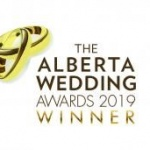 Alberta Wedding Awards Winner 2019