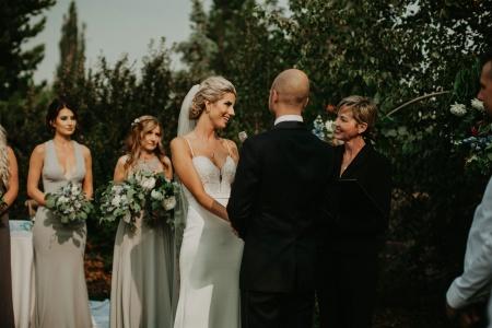 Tammy Banting Edmonton Wedding Officiant